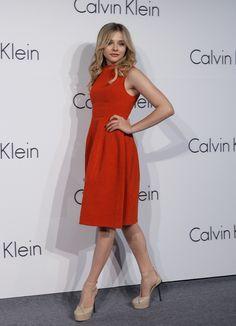 chloe moretz dresses photos | Chloe Grace Moretz's Style in Pictures