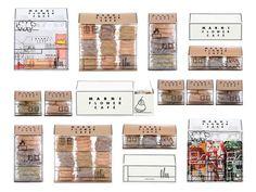 オンラインでも購入OK! 「マルニ フラワー カフェ」のかわいいビスケットハウスが新発売