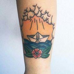Tradicional Tattoo Tattooartist:@r.ltattoo