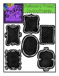 This set has 12 chalkboard images to help you create fun and attractive covers for your TpT products and activities. Whether you are just getting started on TpT and need a great starter set for your products or just need some more variety for your creations- this set is perfect! Layer these images on top of any digital papers for an instant product cover design.$