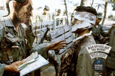 Human Rights Foundation: War shows the worse side of life, Vietnam