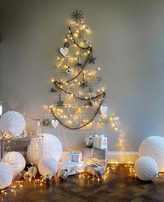 10 ideas para realizar tu árbol de navidad sin gastar dinero desde la chica del maletin