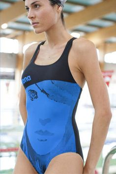 Beautiful arena 'Look' one-piece swimsuit #swimwear #onepiece #fw2013