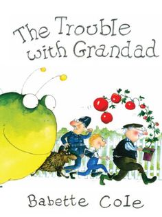 The trouble with grandad: people who help us.