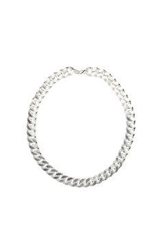 SILVER SS NECKLACE  www.sloansable.com Ss, Jewellery, Diamond, Bracelets, Silver, Bangles, Jewelery, Money, Jewlery