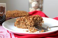Skořicový koláč s kokosovo-mandlovou drobenkou