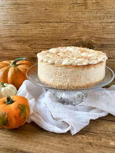 Tarta de queso y calabaza http://irenecocinaparati.com/tarta-queso-calabaza/