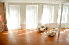 NYC studio space