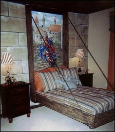 Decorating Theme Bedrooms Maries Manor Meval Knights Dragons Ideas Castle Bedroom