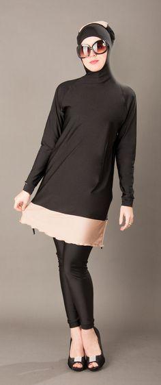Daily Style Inspiration: Hijabi Swimwear « Fashion