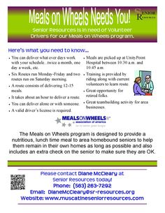 Meals on Wheels Meals On Wheels, Work Meals, Day Work, Volunteers, Need To Know, Phone, Telephone, Mobile Phones