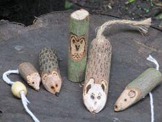 Bilderesultat for wooden woodland musical instruments Forest Crafts, Nature Crafts, Diy For Kids, Crafts For Kids, Arts And Crafts, Wooden Musical Instruments, Music Instruments, Forest School Activities, Deco Nature