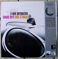 Donald Byrd / A New Perspective by bradleyloos, via Flickr