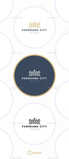 Panorama City Logo — Vector EPS #luxury #corporation • Available here → https://graphicriver.net/item/panorama-city-logo/11443552?ref=pxcr