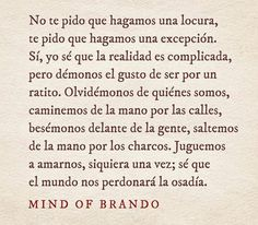 Mind of Brando More Than Words, Some Words, Text Quotes, Words Quotes, Quotes En Espanol, Love Text, Love Phrases, Secret To Success, Some Quotes