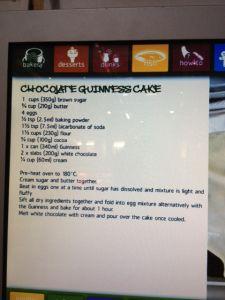 Chocolate Guinness Cake Chocolate Guinness Cake, Recipes, Recipies, Ripped Recipes, Recipe, Cooking Recipes
