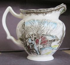 Vintage Johnson Brothers The Friendly Village 24 by VintageLovure, $19.99