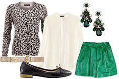 Every Girl's Guide To Wearing Emerald Green