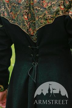 """Exclusive Fantasy Medieval Style Overcoat Garb """"Elven Prince"""""""