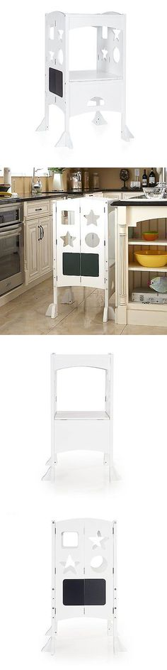 Stools 134650 Guidecraft Kitchen Helper White Buy It Now Only 182 48 On