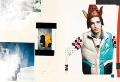 Moncler V - Fall Winter '11 Menswear - A collection created by Japanese designer Hiroki Nakamura, of VISVIM.