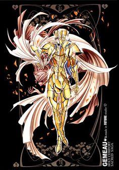 Recordemos Sacred Saga los geniales Artbooks basados en Saint Seiya 33 2
