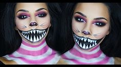 halloween makeup tutorial for teenagers - YouTube
