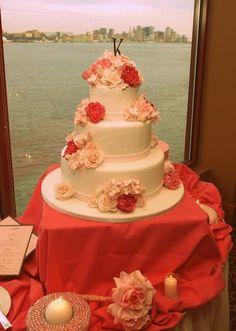 Cake by the Cake Boss himself!  Buddy Valastro of Carlo's Bakery!