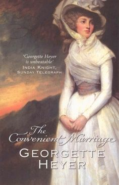 If you love Jane Austen, then you'll love Georgette Heyer. This is my favorite of hers so far.