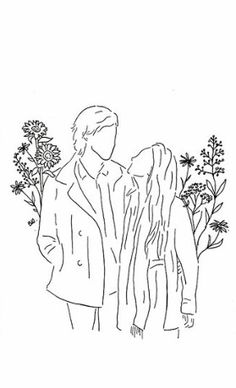 Cool Drawings Tumblr, Easy Drawings Sketches, Pencil Art Drawings, Minimalist Drawing, Minimalist Art, Illustration Art Drawing, Graphic Illustration, Outline Art, Line Drawing