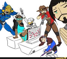 55 Best Overwatch Images Videogames Overwatch Comic Gaming