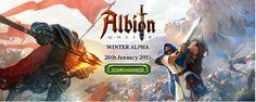 MMOWorldXD: Albion Online começa dia 26 de janeiro - ALPHA