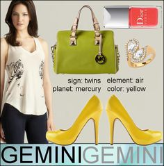 Zodiac Style: Gemini
