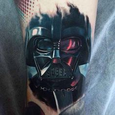 Star wars dark vader tattoo