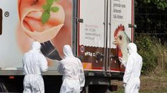 70 decomposed bodies of migrants found in a meat truck in Austria - http://www.nollywoodfreaks.com/70-decomposed-bodies-of-migrants-found-in-a-meat-truck-in-austria/