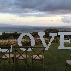 Boutique Maui Wedding Venue with vast privacy and ocean views. LOVE! www.amauiweddingday.com (808) 280-0611