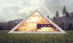 Pyramid House: ProjetadoporJuan Carlos Ramos