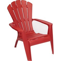 Chaise «Adirondack»