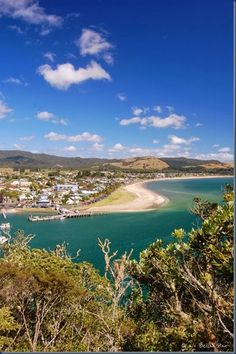 I left my heart in Whitianga, New Zealand - the home of the very bist people in the world<3