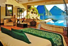 Would love to go back to St Lucia...