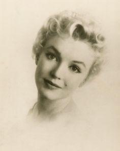 Marilyn Monroe photographed by Milton Greene, 1957