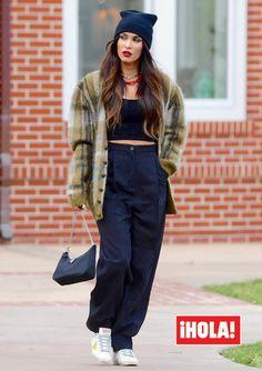 Megan Fox afianza su nueva imagen con las zapatillas preferidas de Victoria Federica
