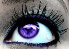 3 Dramatic Makeup Looks to Try For Halloween - Beauty Is Within Cool Contacts, Purple Contacts, Colored Contacts, Eye Contacts, Pretty Eyes, Cool Eyes, Beautiful Eyes, Instructor De Zumba, Change Your Eye Color