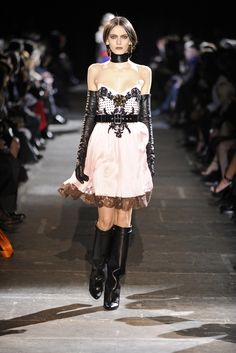 I'd wear the hell out of this dress. (Givenchy RTW Fall 2012)