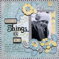5 Things at 8 by Kate Vickers for www.artfuldelight.com