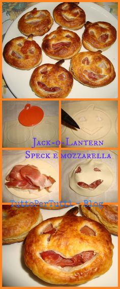 Halloween Desserts, Halloween Food Dishes, Easy Halloween Food, Halloween Party Snacks, Halloween Food For Party, Antipasto, Mozzarella, Yummy Treats, Holiday Recipes