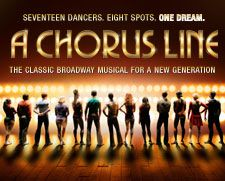 A Chorus Line, 3 Stages opening show in 2011