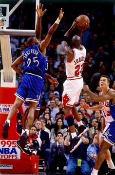 Classic MJ Fadeaway