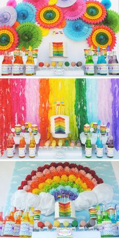 10 Rainbow Loom Birthday Party Ideas