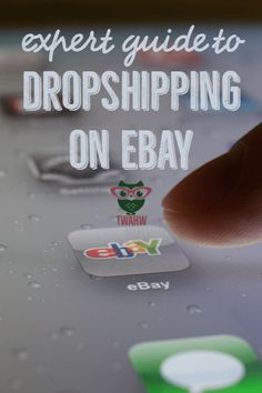 Expert tips for making money dropshipping on eBay